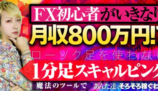 【もってぃー】ゲイスキャFXのロジック(手法)解説と評判口コミレビュー